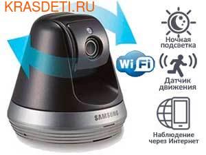 Samsung Samsung SmartCam SNH-V6410PN Wi-Fi Full HD 1080p камера (фото, вид 1)