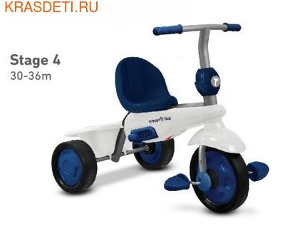 Велосипед трёхколёсный Smart Trike Spirit (фото, вид 4)