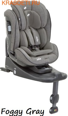 Автокресло Joie Stages Isofix (фото, вид 1)