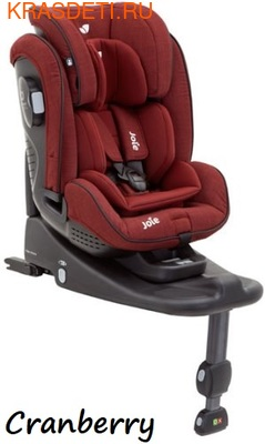 Автокресло Joie Stages Isofix (фото, вид 2)