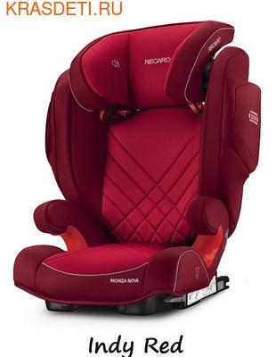 Автокресло Recaro Monza Nova 2 Seatfix (фото, вид 3)