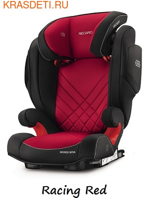 Автокресло Recaro Monza Nova 2 Seatfix (фото, вид 5)