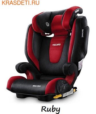 Автокресло Recaro Monza Nova 2 Seatfix (фото, вид 10)