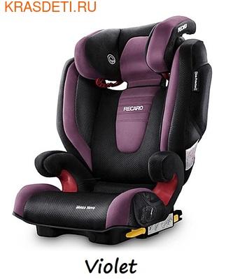Автокресло Recaro Monza Nova 2 Seatfix (фото, вид 12)