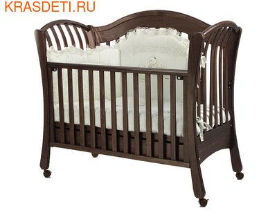 Кроватка 120x60 Fiorellino Alpina (фото, вид 1)