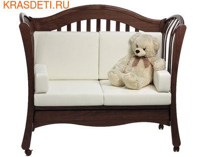 Кроватка 120x60 Fiorellino Alpina (фото, вид 3)