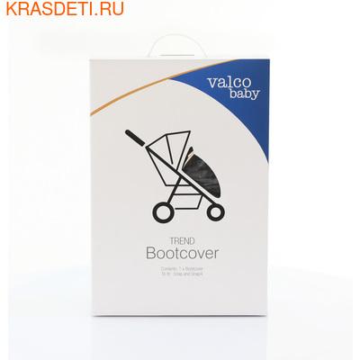 Накидка на ножки Valco Baby Boot Cover Snap, Snap 4 Trend (фото, вид 3)
