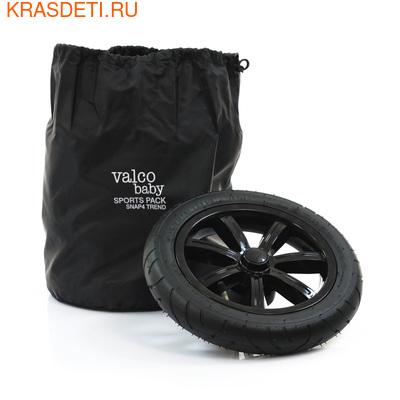 Комплект надувных колёс Valco Baby Sports Pack для колясок Snap 4 Trend (фото, вид 3)