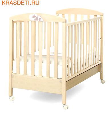 Кроватка 125x65 Erbesi Dormiglione (фото, вид 2)