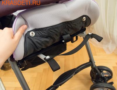 Прогулочная коляска Combi «Miracle Turn Elegant II» (фото, вид 2)