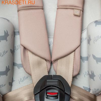 Автокресло Happy baby Passenger V2 (0-25 кг) (фото, вид 7)