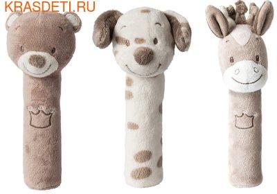 Мягкая игрушка Nattou (пищалка) (фото, вид 1)