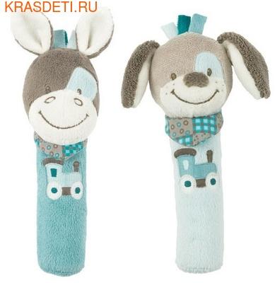 Мягкая игрушка Nattou (пищалка) (фото, вид 6)