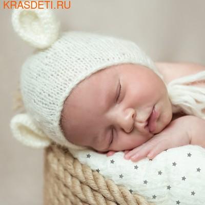 Пеленка Happy Baby муслиновая Звезды (фото, вид 3)