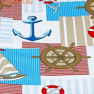 Giovanni Постельное белье Shapito by Guovanni Captain для мальчика для кроватей размером 150*70 и 160*80 (фото, вид 1)