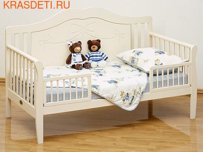 Giovanni Покрывало с подушками в кровать для дошкольников (3 предмета) Orsetto kids (фото, вид 2)