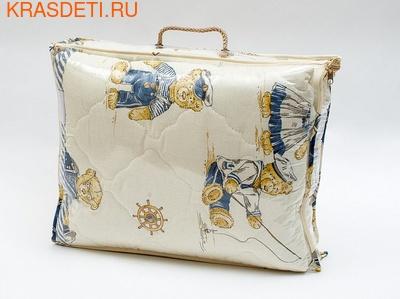 Giovanni Покрывало с подушками в кровать для дошкольников (3 предмета) Orsetto kids (фото, вид 3)