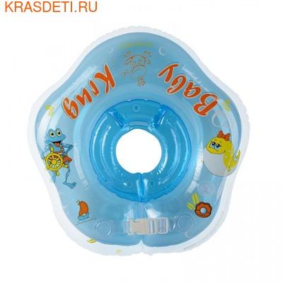 Круг для купания Baby-Krug 3D с 3 мес. (фото, вид 1)