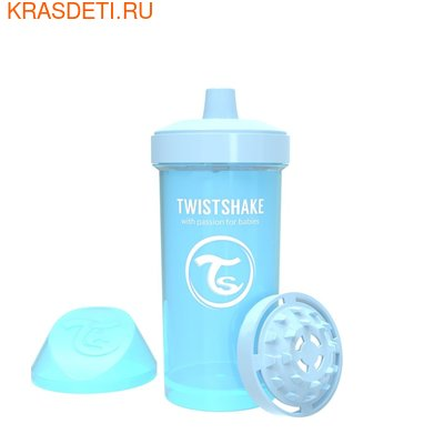 Поильник Twistshake Kid Cup Pastel 360 мл. (фото, вид 6)