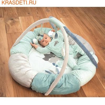 Развивающий игровой коврик круглый Nattou (фото, вид 5)