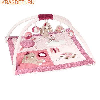 Развивающий игровой коврик Nattou (фото, вид 2)