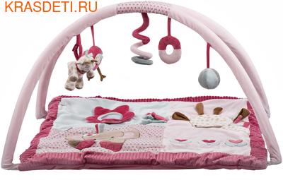 Развивающий игровой коврик Nattou (фото, вид 5)