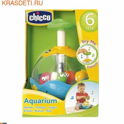 Игрушка Chicco Юла Aquarium 6+ (фото, вид 1)