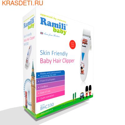 Ramili Машинка для стрижки детских волос Hair Clipper BHC330 (фото, вид 3)
