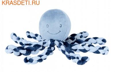 Мягкая игрушка Nattou Soft Toy Octopus Осьминог (фото, вид 1)