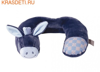 Подушка-подголовник Nattou Neck pillow Loulou, Lea & Hippolyte (фото, вид 2)