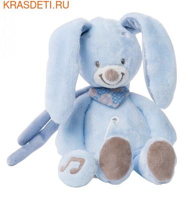 Мягкая музыкальная игрушка Nattou Soft Toy Mini (фото, вид 1)