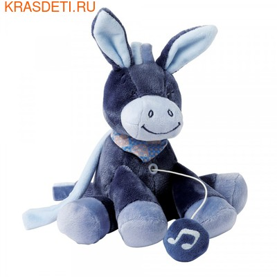 Мягкая музыкальная игрушка Nattou Soft Toy Mini (фото, вид 2)