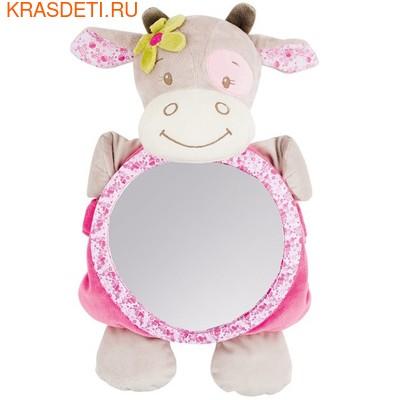 Зеркало для контроля за ребенком Nattou Mirror for car Nina (фото, вид 2)