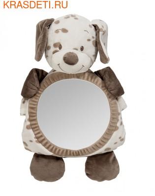 Зеркало для контроля за ребенком Nattou Mirror for car Nina (фото, вид 4)