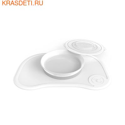 Коврик Twistshake Click Mat с тарелкой (фото, вид 3)