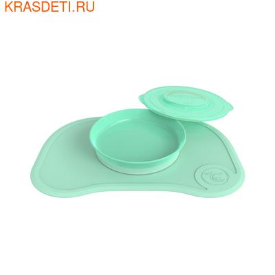 Коврик Twistshake Click Mat с тарелкой (фото, вид 5)