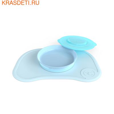 Коврик Twistshake Click Mat с тарелкой (фото, вид 6)