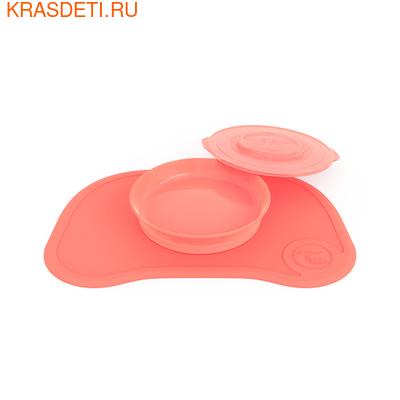 Коврик Twistshake Click Mat с тарелкой (фото, вид 7)