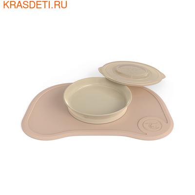 Коврик Twistshake Click Mat с тарелкой (фото, вид 8)