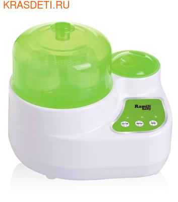 Ramili Стерилизатор-подогреватель бутылочек и детского питания 3 в 1 (фото, вид 1)
