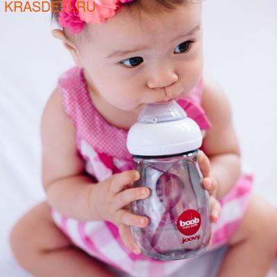 Joovy Набор бутылочек для кормления Joovy Boob Baby (PPSU) (фото, вид 1)