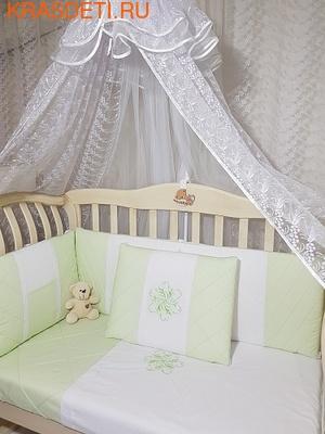EcoLine Fabric Набор в кроватку Odelis, 9 предметов (фото, вид 1)