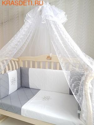 EcoLine Fabric Набор в кроватку Odelis, 9 предметов (фото, вид 2)