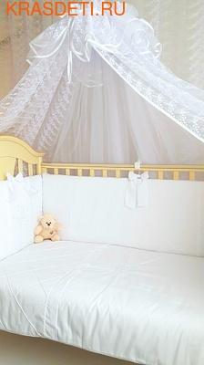 EcoLine Fabric Набор в кроватку Odelis, 9 предметов (фото, вид 4)