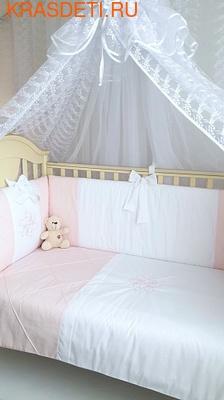 EcoLine Fabric Набор в кроватку Odelis, 9 предметов (фото, вид 5)