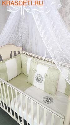 Eco-Line Набор в кроватку Helin., 9пр (фото, вид 1)