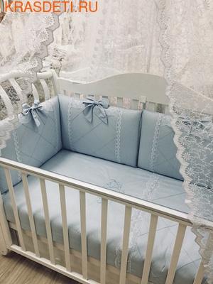 Eco-Line Набор в кроватку - Нежная Зефирка (фото, вид 2)