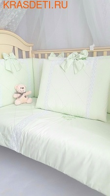 Eco-Line Набор в кроватку - Нежная Зефирка (фото, вид 3)