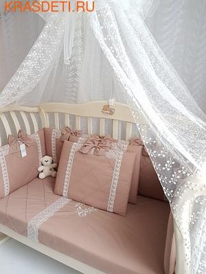 Eco-Line Набор в кроватку - Нежная Зефирка (фото, вид 5)