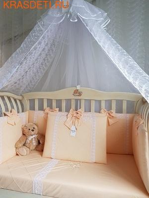 Eco-Line Набор в кроватку - Нежная Зефирка (фото, вид 6)